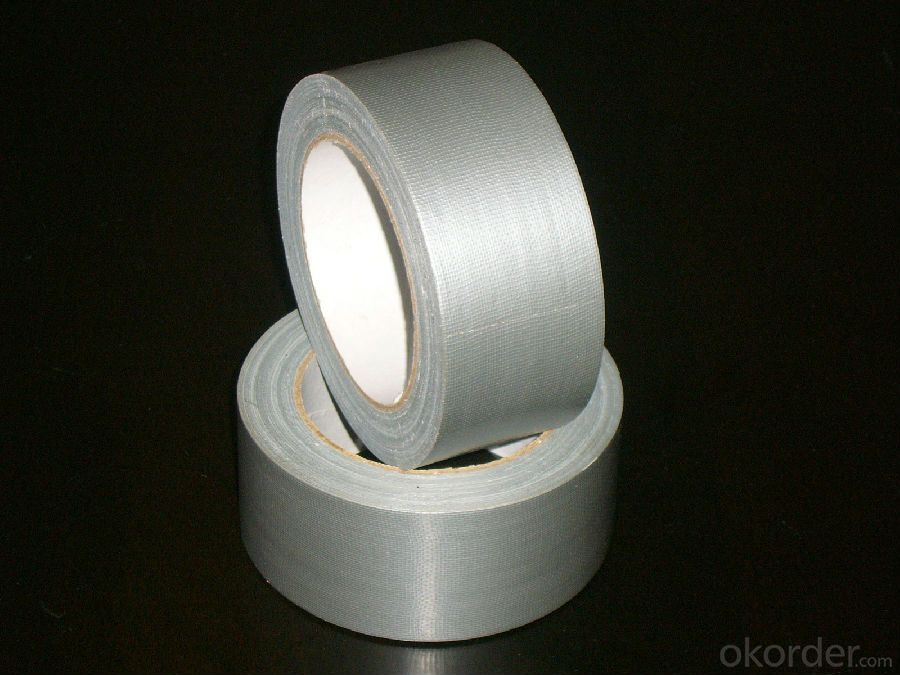 Cloth Duct Tape Hot Selling Cheap Adhesive Colorful Red High Quality