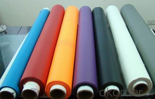 Holographic Laser PVC/TPU Film  of CNBM in China
