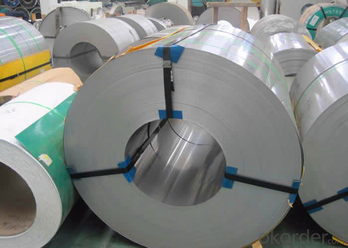 Stainless Steel Coil 201 Hot Rolled Narrow Coil J3
