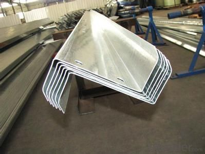 Z Section Shaped Steel with Good Quality