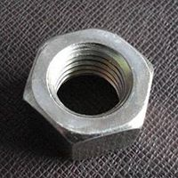 Hex Coupling Nuts Hot Sale with High Quality and Low Factory Price