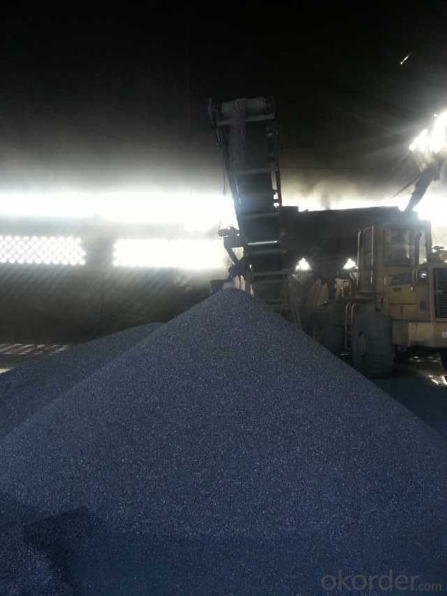 Calcined Anthracite Used as Injection Carbon