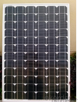 Mono Solar Panels from CNBM with Different Power Output