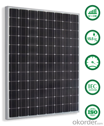 SM660-255w Monocrystalline Solar  module