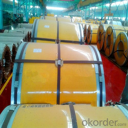 Stainless Steel Coil in Hot Rolled Cold Rolled 2B/BA 200 Series