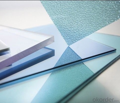 CMAX- 2-10mm Frosted Polycarbonate Sheet