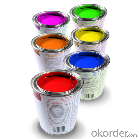 Epoxy Floor Paint  Chemical Resistance Hot selling!