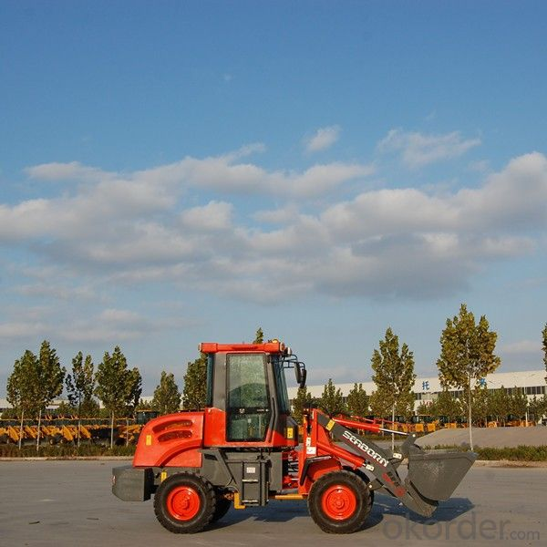 weifang 1.6 ton Full hydraulic wheel loader 30F