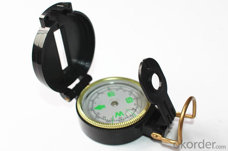 Portable Metal Compass for Army or Military