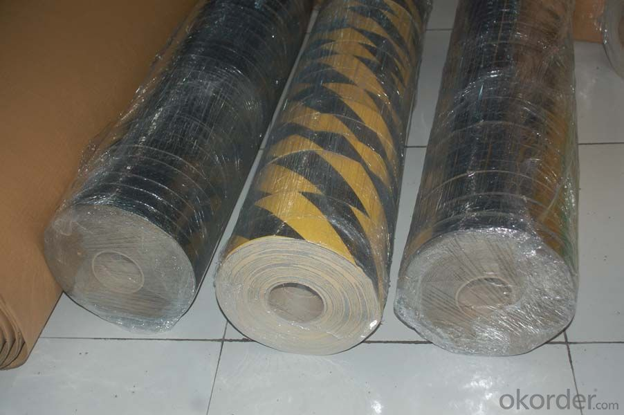 Anti-slip Tape with PVC and PP Carrier Material Made in China