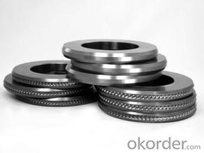Tungsten carbide roll