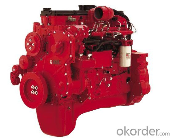 Power Generator Set CD-C220kw Cumins Diesel Generator Set
