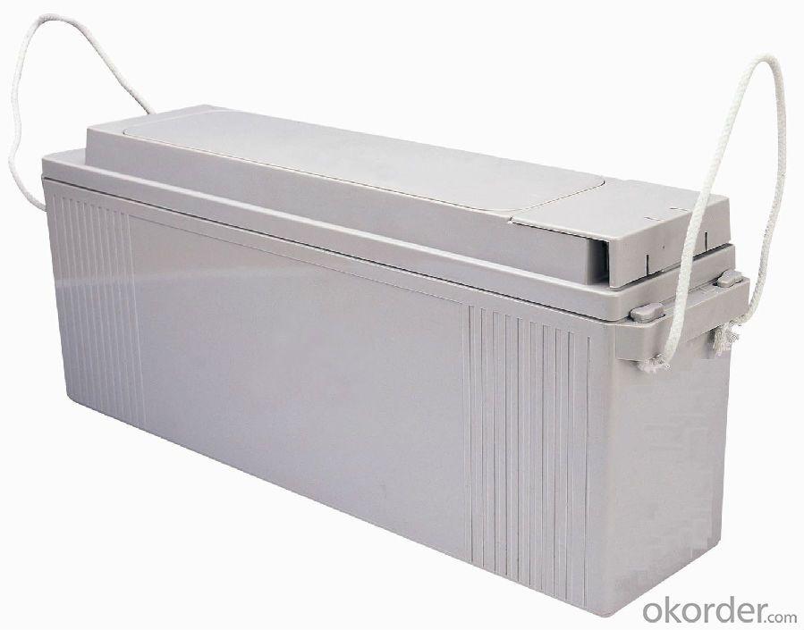 Gel  Battery MPG Series Battery  MPG12V155F