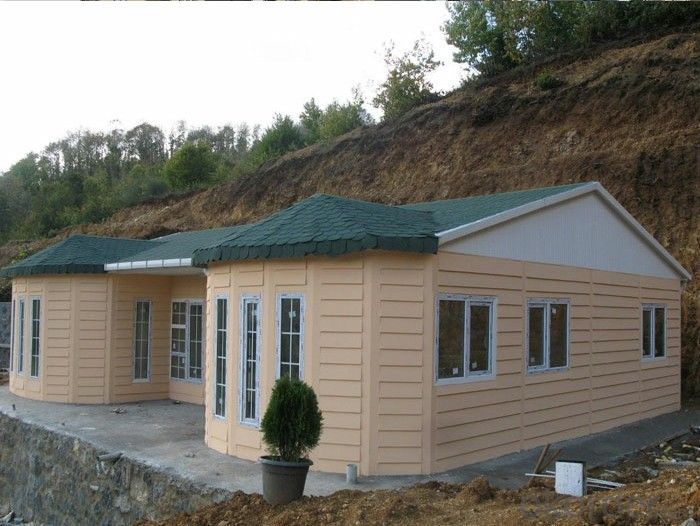 Prefab Sandwich Panel Villa House with Good Price