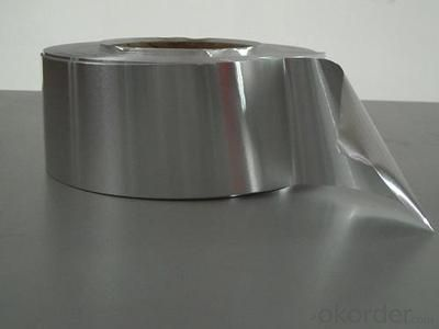 Aluminum Foil Tape Standard Solvent Acrylic Based Reinforced