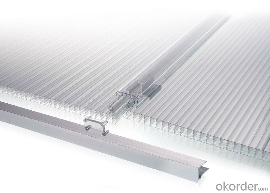 CMAX- Twin-Wall Hollow Polycarbonate Sheet