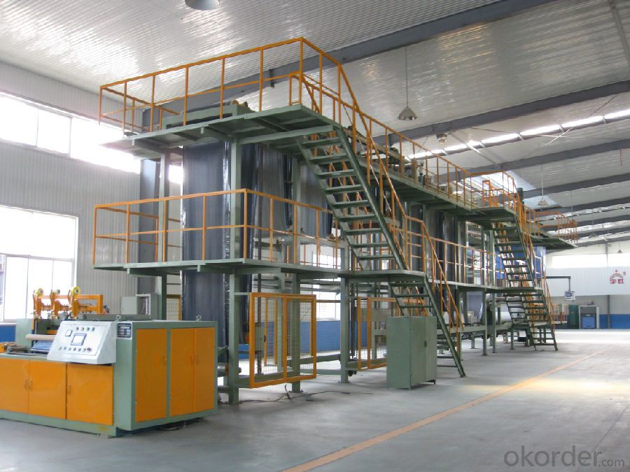 Bitumen Waterproofing Membrane Production Line