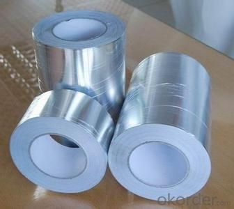 Aluminum Foil Tape China Manufacture Sliver Acrylic Adhesive FSK