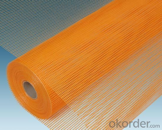 Fiberglass Alkaline Resistant  Wall Mesh 195g 5x5