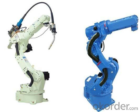 SP - Automatic Welding Robot with High Efficiency and Stable
