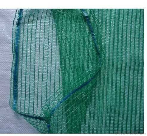 Agricultural Vegetable Mesh Bag 25G HDPE Material