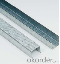 Flat Wires Raw Material for  (Industrial Staples or Furniture Staples)