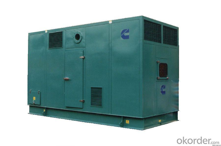 25kva CUMINS Diesel Generator Set in CHINA