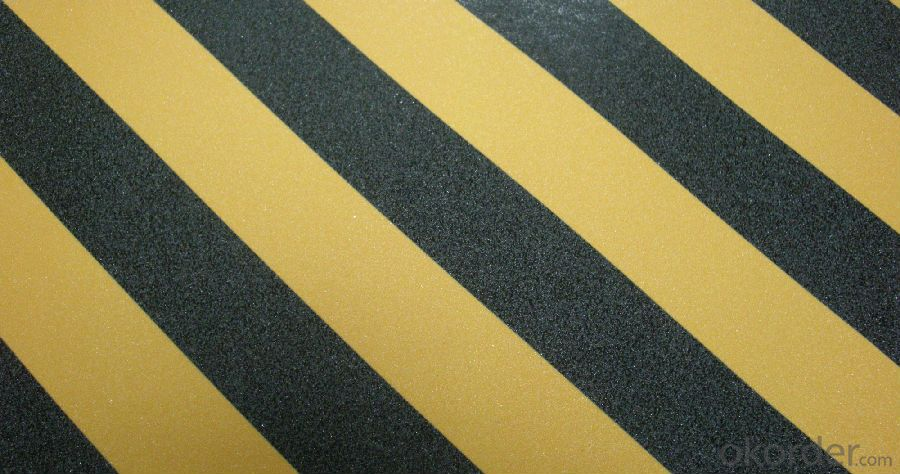 Anti-slip Tape Used in Bathroom Stairs and Marking