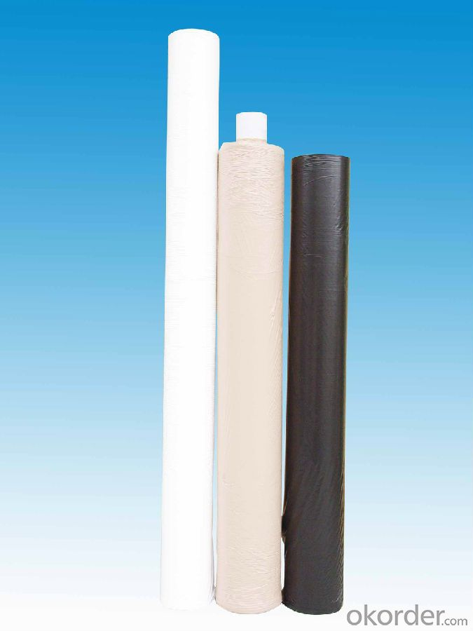 2015 Tpu Hot Melt Adhesive Transparent Film