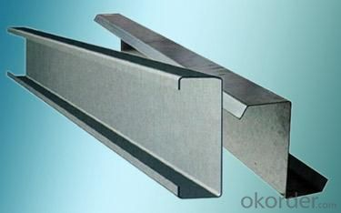 Z Shaped Steel Material with Good Quality