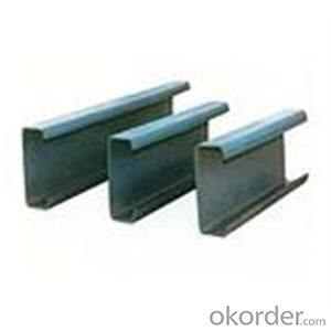 Galvanized C Steel Shape with Good Quality