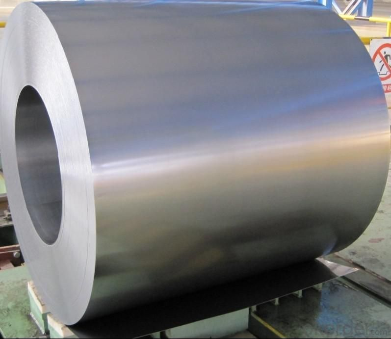 Zinc Coated Galvanized Steel Coil of GI