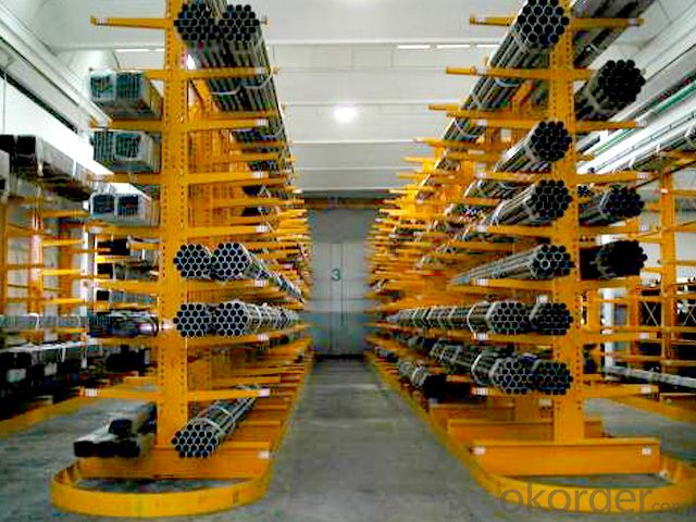 CantileverType Pallet Racking Shelving System