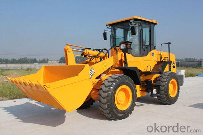 3 tons wheel loader (zl938) with CE/frond end loader
