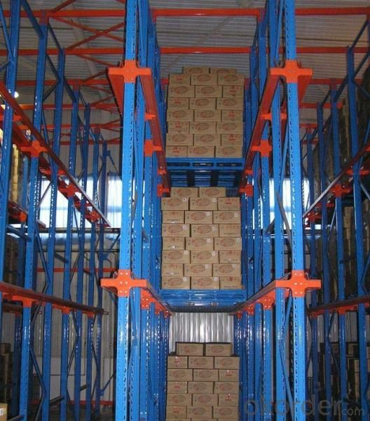 Drive-in Pallet Racking Shelving Systems