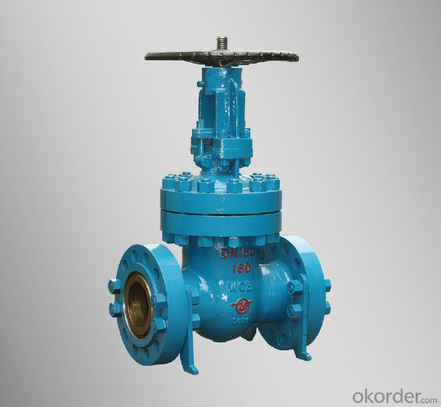 Gate Valve Non-rising Stem with Best Price