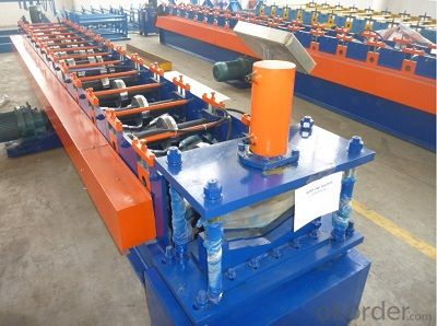 Rain Groove Cold Roll Forming Machines