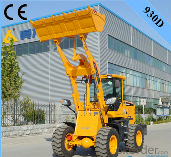 930D Sugarcane Loader with 3250mm Dumping Height
