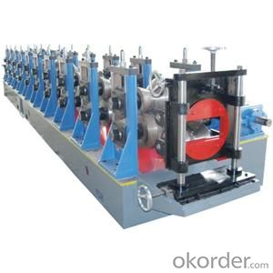 Steel Plank Profile Cold Roll Forming Machines