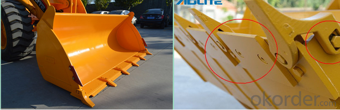 Bucket Loader With CE Hot Sale China Small Loader
