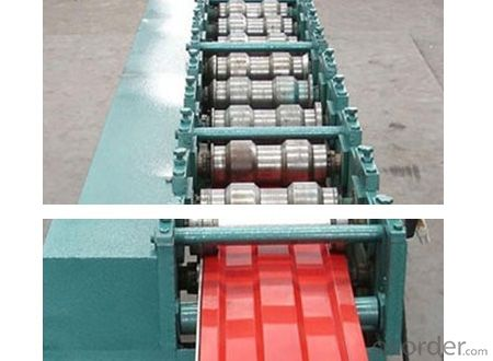 Shutting Door Cold Roll Forming Machines