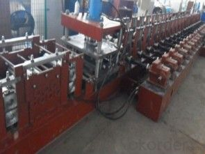 Cable Tray Cold Roll Forming Machines