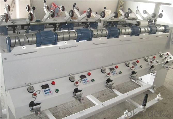 Soft Cone Bobbin Winder Machinery for Yarn