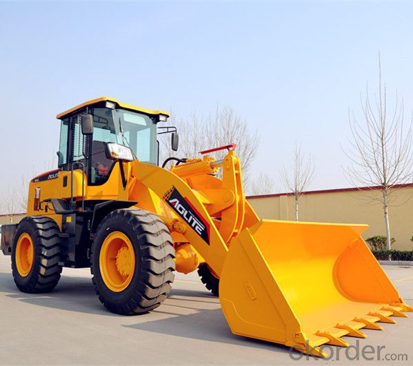 650B 5.0 Ton New Front End Articulated ZL50 Wheel Loader