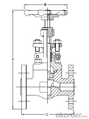 Gate Valve of DIN3352   F4  RUBBER  on  Sales