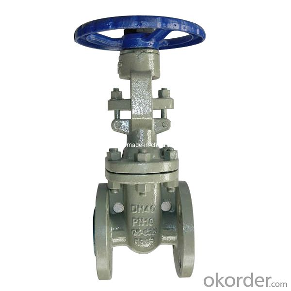 Resilient seated Gate valve (Small Type) BS5163