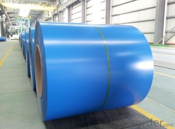 PPGI Environmental Friendly Color Coated Steel Coil/Prepainted Color Coated Steel Coil/Cold Rolled