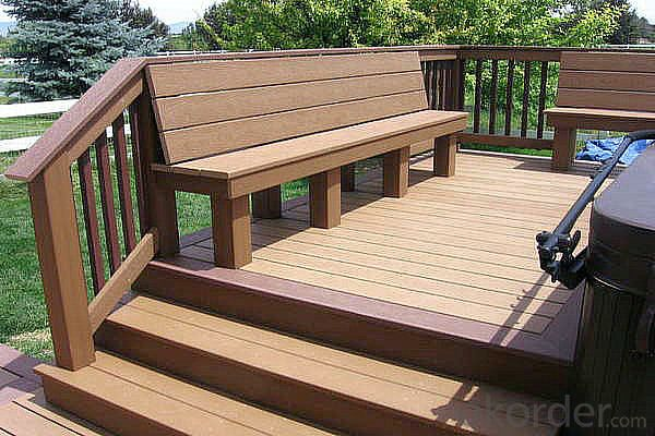 WPC / WPC Decking / WPC Flooring / WPC manufacturer in China for sale