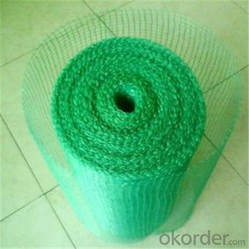 Fibreglass Mesh Used for Ground Adornment