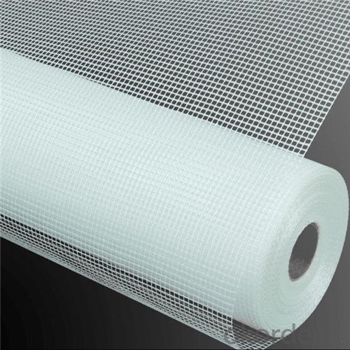 Fibreglass Mesh of Edifice Reinforcement